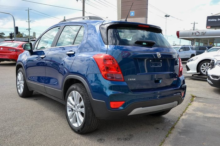 2019 Holden Trax LT TJ MY20 Blue