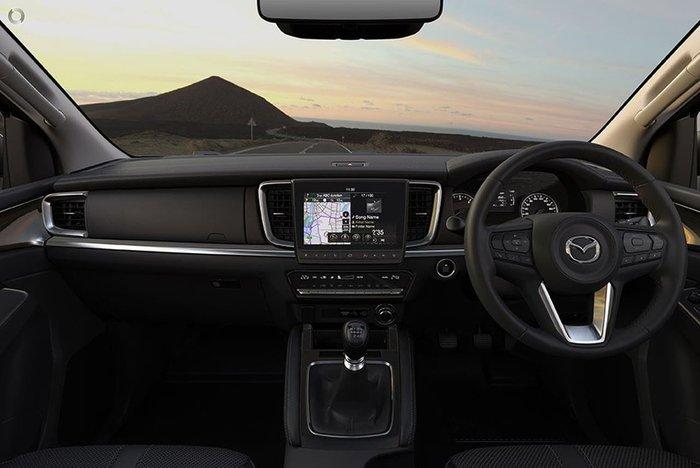 2020 Mazda BT-50 XTR TF 4X4 Dual Range Grey