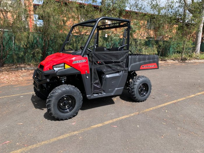 2021 Polaris 2021 POLARIS 500CC RANGER 500 ATV Red