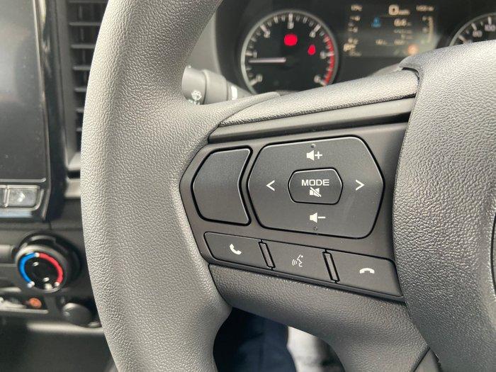 2020 Mazda BT-50 XT TF 4X4 Dual Range White