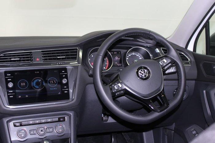 2020 Volkswagen Tiguan 110TSI Comfortline Allspace 5N MY20 White