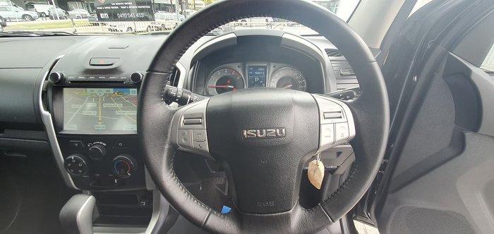 2015 Isuzu MU-X LS-M MY15 Black