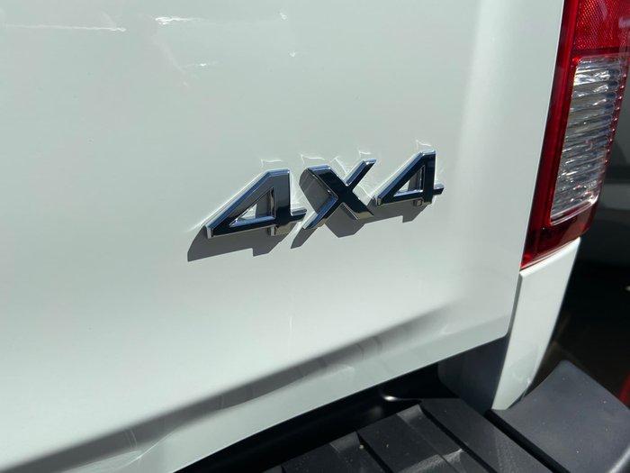 2020 Mazda BT-50 GT TF 4X4 Dual Range White
