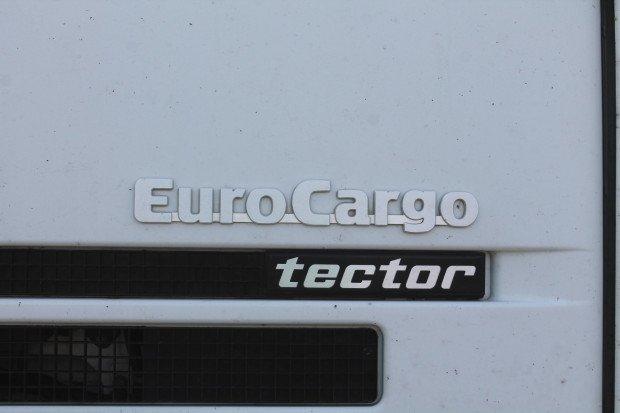 2003 Iveco Eurocargo ML180 Tautliner White