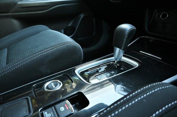 2018 Mitsubishi Outlander LS ZL MY18.5 4X4 On Demand Black