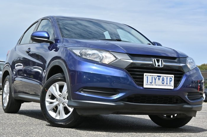 2017 Honda HR-V VTi MY16 Blue