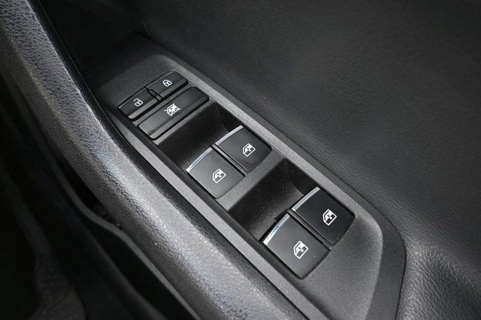 2017 LDV T60 LUXE SK8C 4X4 Dual Range Black