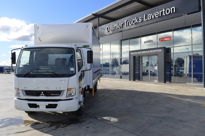 2020 FUSO FK62FLY1RFAL White
