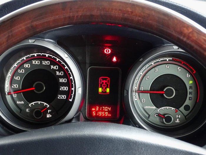 2018 Mitsubishi Pajero Exceed NX MY19 4X4 Dual Range White