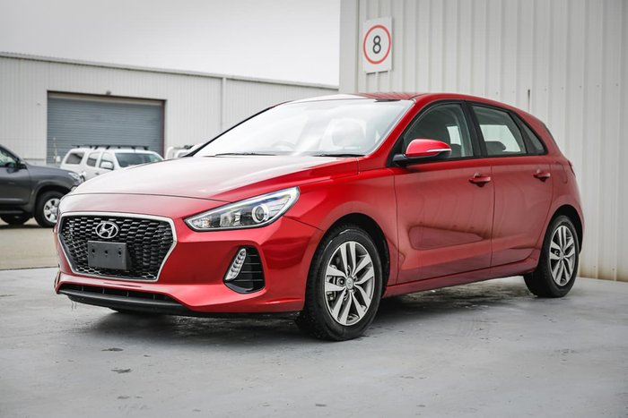 2019 Hyundai i30 Active PD2 MY19 Red