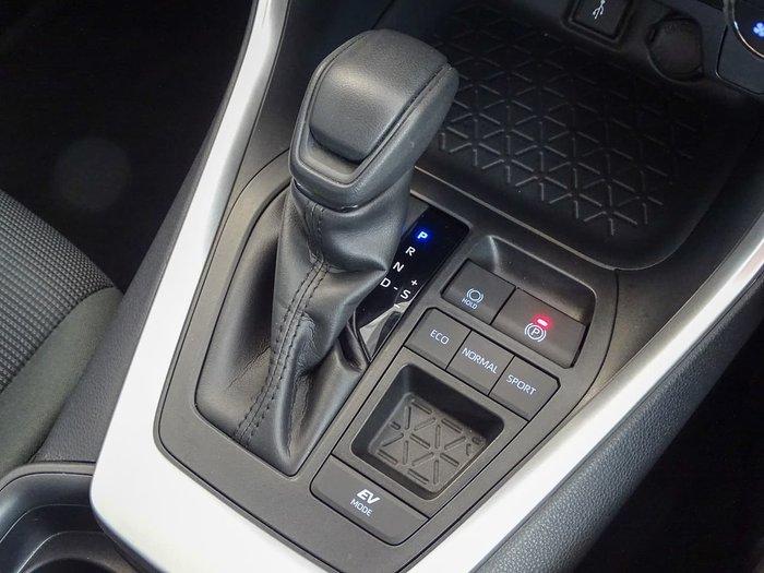 2019 Toyota RAV4 GX AXAH52R White