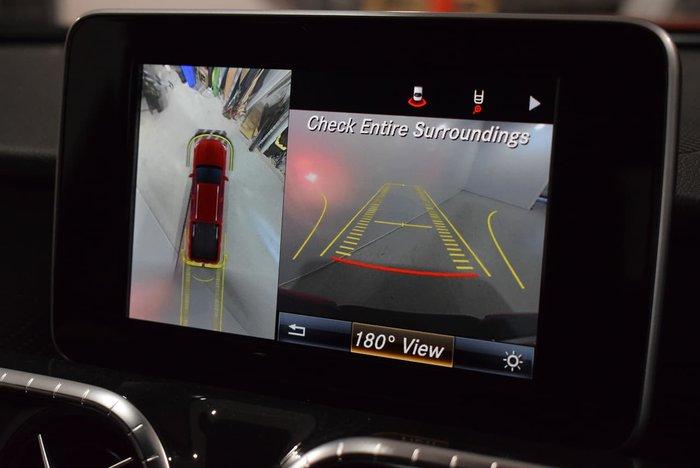 2020 Mercedes-Benz X-Class X250d Progressive 470 4X4 Dual Range Red
