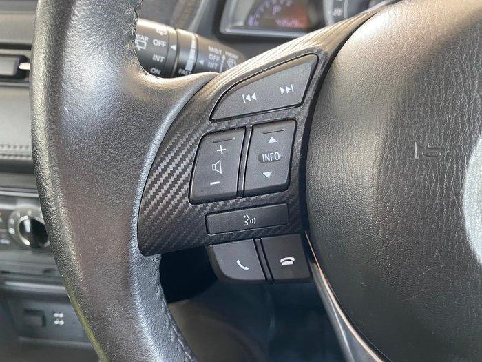 2015 Mazda CX-3 Maxx DK Red