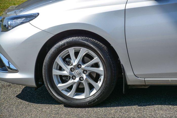 2016 Toyota Corolla Ascent Sport ZRE182R Silver