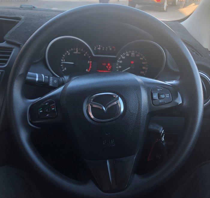 2016 Mazda BT-50 XT UR 4X4 Dual Range White