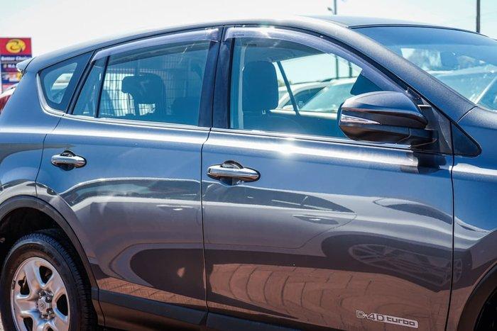 2016 Toyota RAV4 GX ALA49R 4X4 On Demand Grey