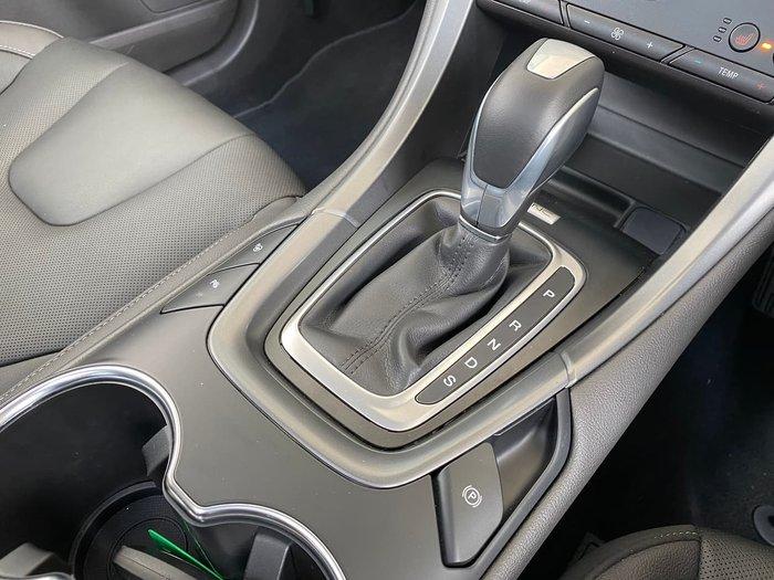 2018 Ford Mondeo Titanium MD MY18.25 White