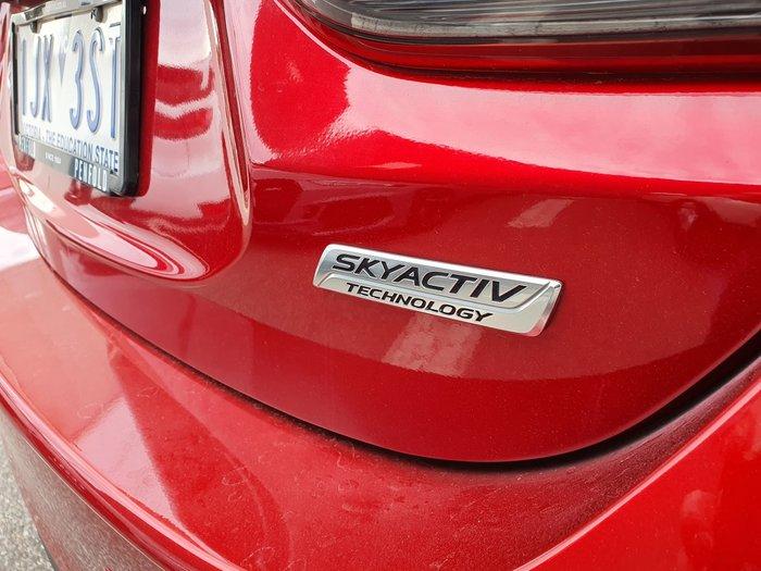 2013 Mazda 6 Atenza GJ Red