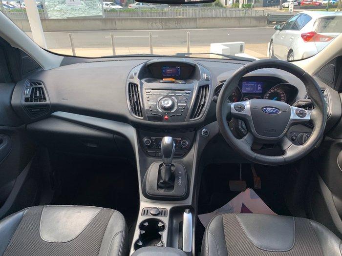 2013 Ford Kuga Trend TF 4X4 On Demand Blue