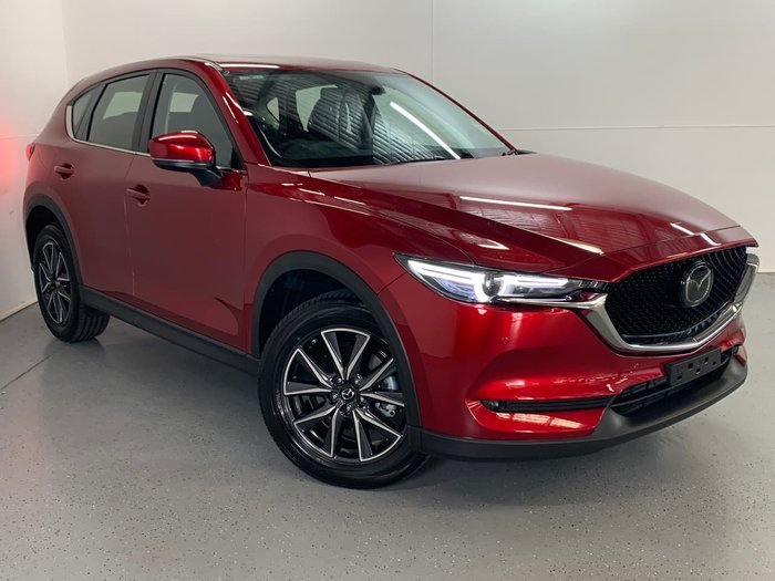 2020 Mazda CX-5 GT KF Series 4X4 On Demand Soul Red Crystal