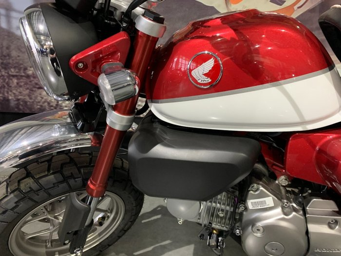 2019 Honda MONKEY (LAMS) Red