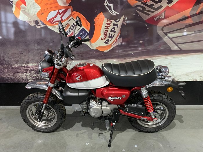 2019 Honda MONKEY (LAMS) Red