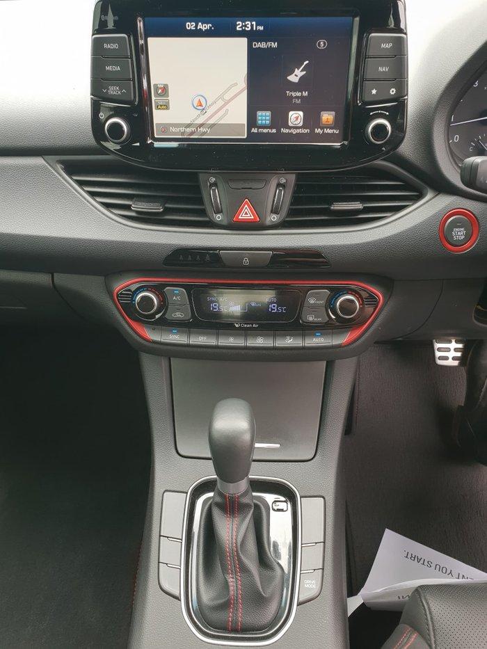2017 Hyundai i30 SR PD MY18 Red