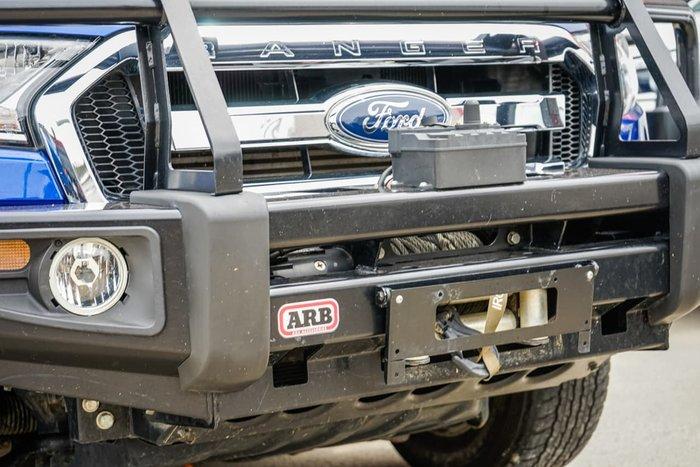 2015 Ford Ranger XLT PX MkII 4X4 Dual Range Blue