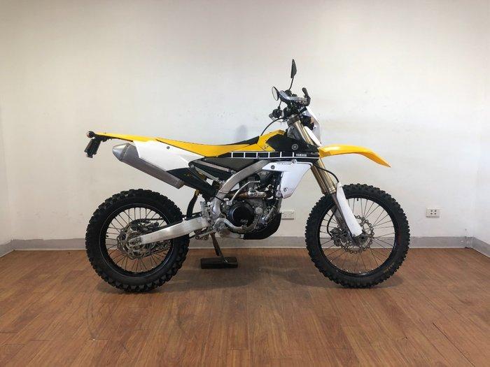 2016 Yamaha WR450F YELLOW