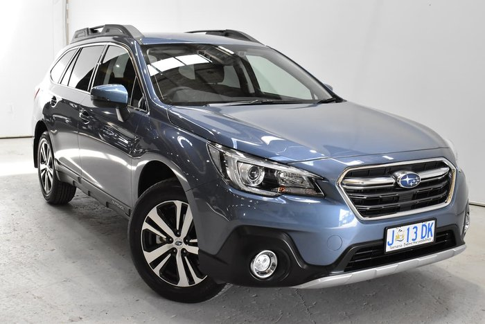 2020 Subaru Outback 2.5i 5GEN MY20 Four Wheel Drive Grey