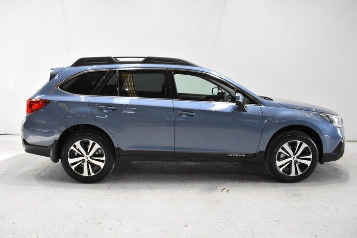 2020 Subaru Outback 2.5i 5GEN MY20 Four Wheel Drive Grey