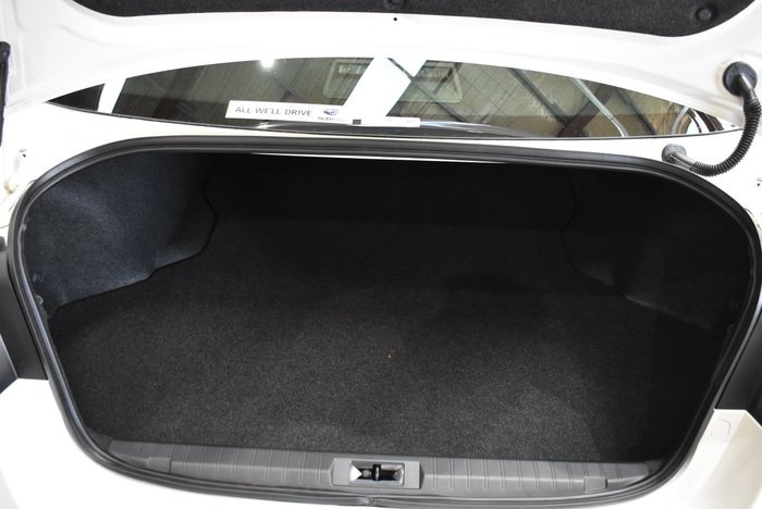 2020 Subaru Liberty 2.5i 6GEN MY20 Four Wheel Drive White