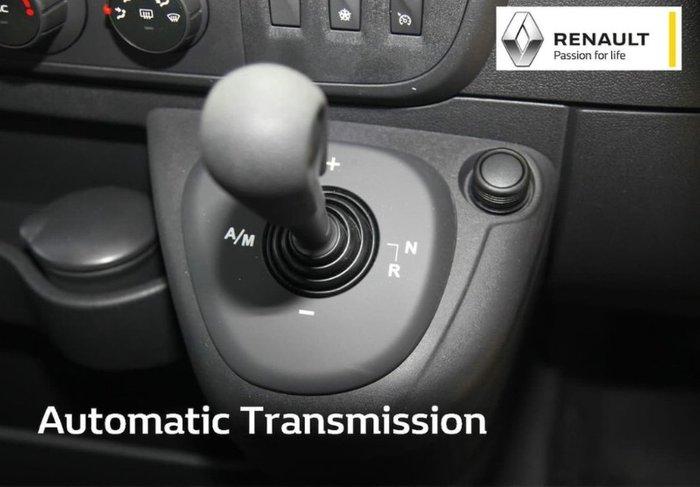 2019 Renault Master MID ROOF LONG WHEELB X62 WHITE LWB AUTO
