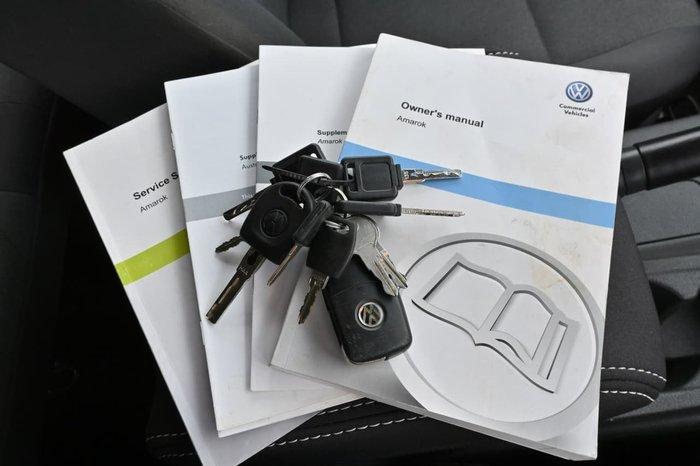 2014 Volkswagen Amarok TDI420 Trendline 2H MY15 4X4 Constant