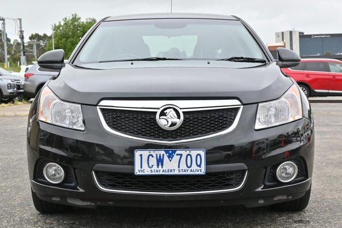 2014 Holden Cruze Z Series JH Series II MY14 Black