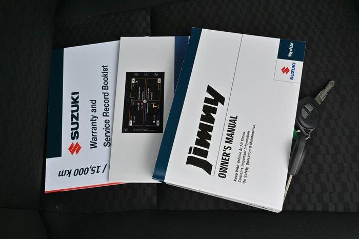 2020 Suzuki Jimny GJ 4X4 Dual Range White