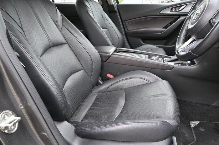 2017 Mazda 3 SP25 GT BN Series Grey