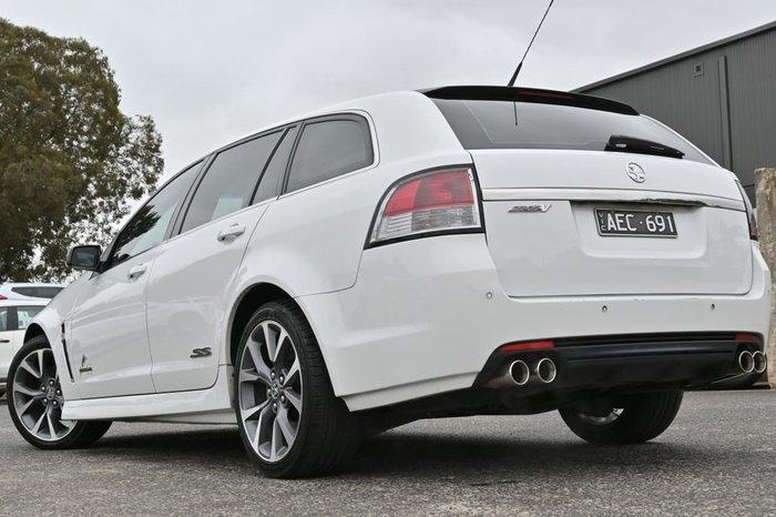 2015 Holden Commodore SS V VF MY15 White