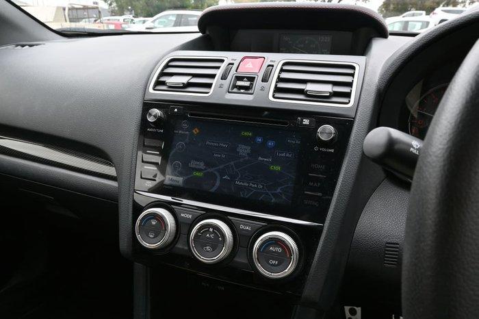 2016 Subaru WRX Premium V1 MY17 Four Wheel Drive White
