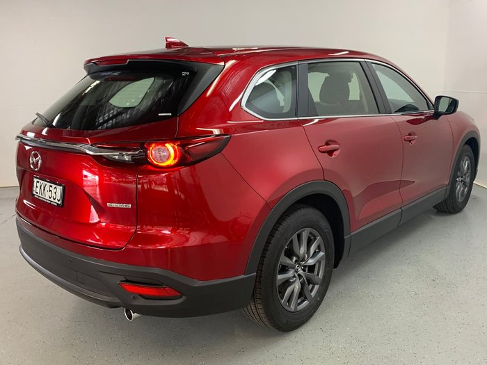 2020 Mazda CX-9 Sport TC Red