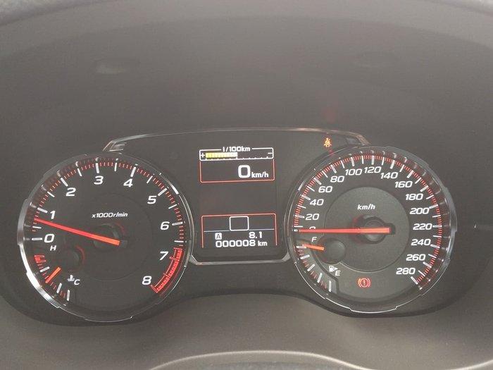 2020 Subaru WRX Premium V1 MY21 Four Wheel Drive Magnetite Grey