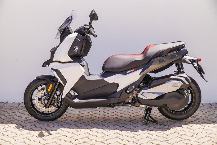 2020 BMW C 400 X ION White