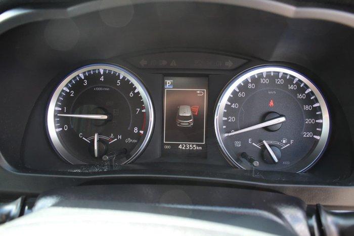 2018 Toyota Kluger Grande GSU50R Silver Storm