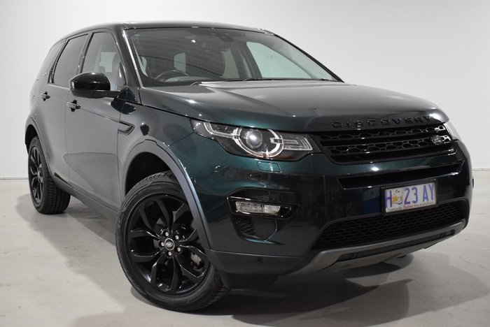 2017 Land Rover Discovery Sport TD4 180 HSE L550 MY17 4X4 Constant Green