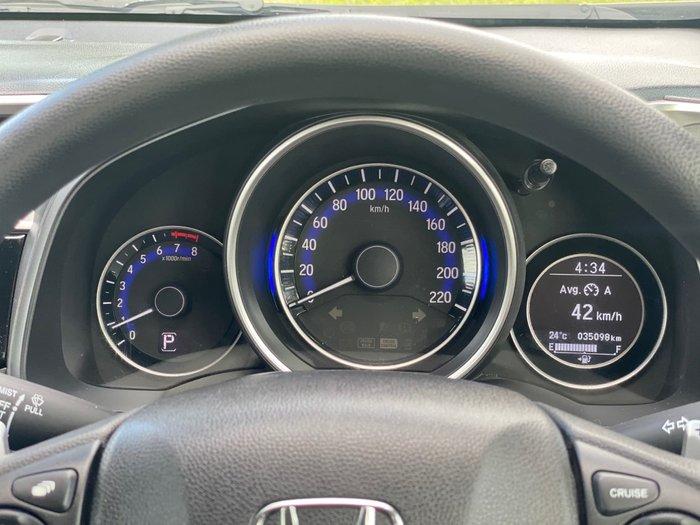 2014 Honda Jazz VTi GF MY15 Silver