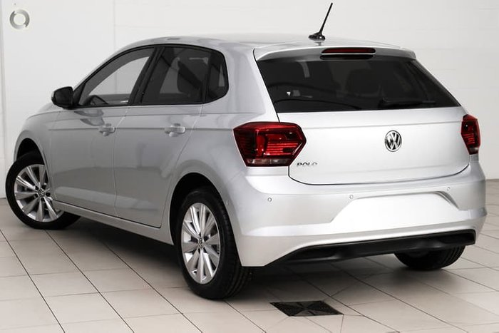 2020 Volkswagen Polo 85TSI Style AW MY20 Silver