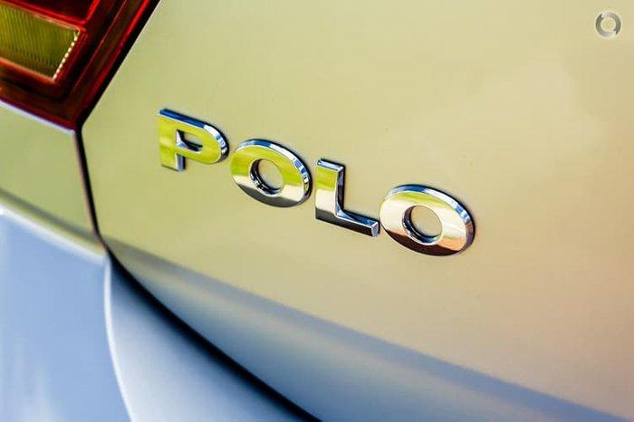 2020 Volkswagen Polo 70TSI Trendline AW MY20 Silver