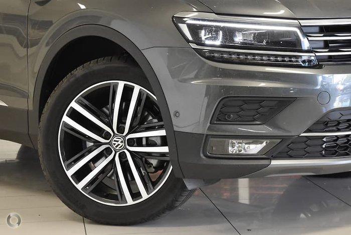 2020 Volkswagen Tiguan 162TSI Highline 5N MY20 Four Wheel Drive Grey