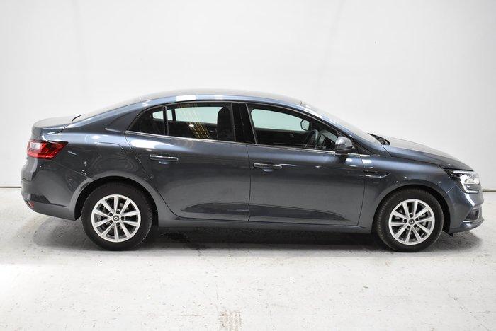 2018 Renault Megane Zen LFF Titanium Grey