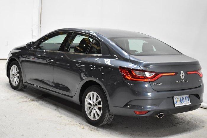 2018 Renault Megane Zen LFF Grey